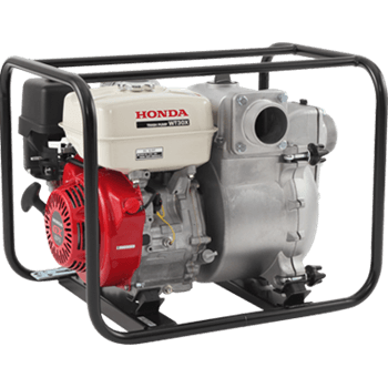 Honda Trash Pump WT30 80mm 1300l/m-Water Pump-SES Direct Ltd