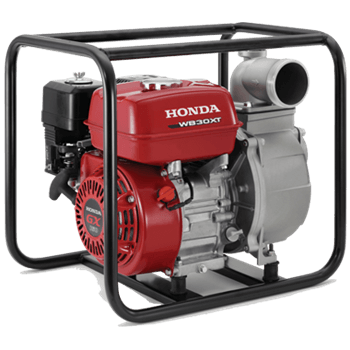 Honda Water Pump WB30 80mm 1100l/m-Water Pump-SES Direct Ltd