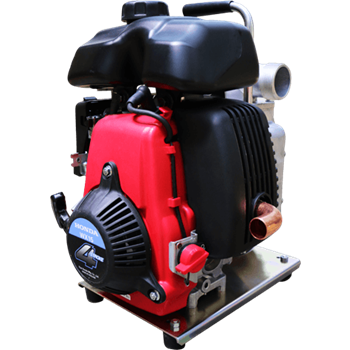 Honda WX15DSL Portable Pump (Diesel Version)-Water Pump-SES Direct Ltd