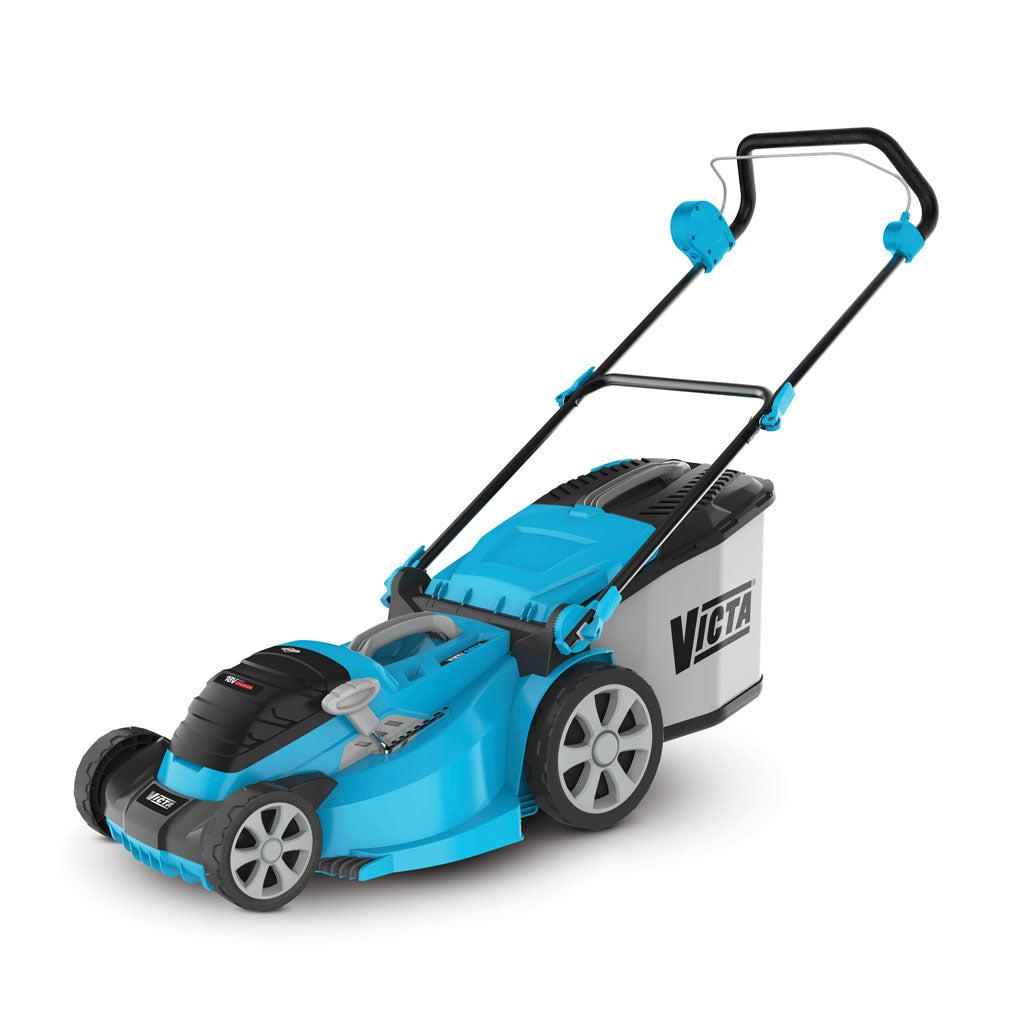 Victa 18V Dual Battery 37cm Mower Kit-Lawnmower-SES Direct Ltd