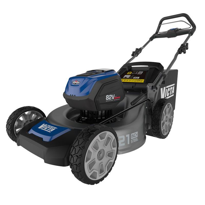 "Victa 82V 21"" Mower Kit-Lawnmower-SES Direct Ltd"