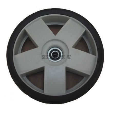 Masport WHEEL ASSY-200MM BB SPOKED SIL-Wheels-SES Direct Ltd