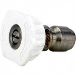Nozzle Tip 40° White-Quick Connect Nozzle-SES Direct Ltd