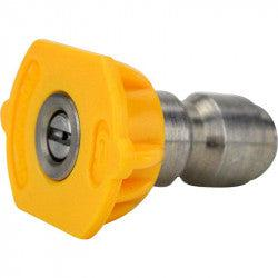 Nozzle Tip 15° Yellow-Quick Connect Nozzle-SES Direct Ltd