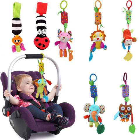 Infant  Rattles Bell Toy