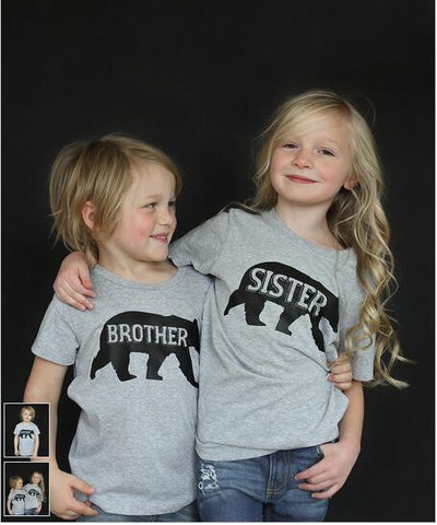 Brother Sister Matching Tees. 50% OFF!!
