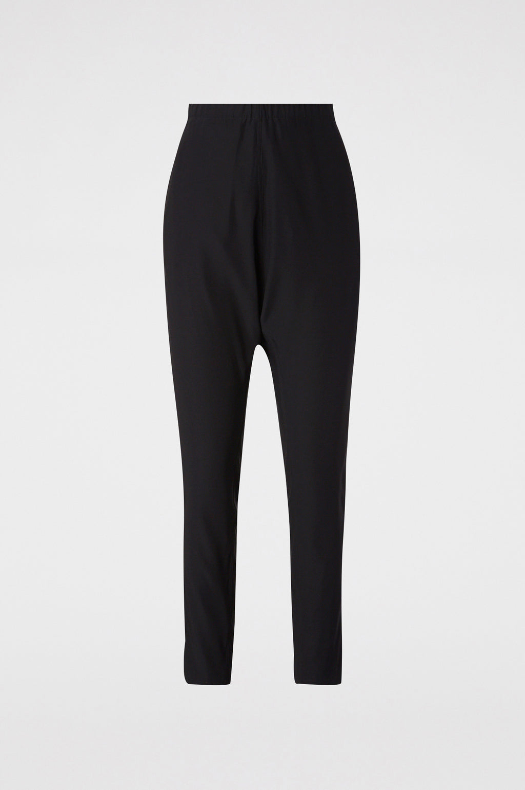 SILK LOW RISE BOYFRIEND PANT