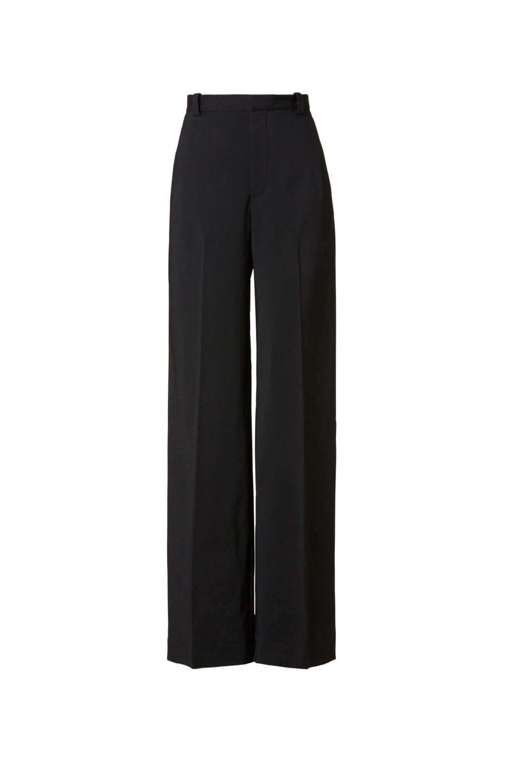 TAILORED WIDE LEG TROUSER