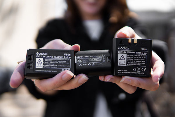 How To Take Care of Your Godox Batteries