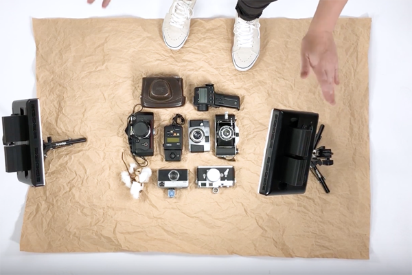 5 Lighting Setups for Flat Lay Photography