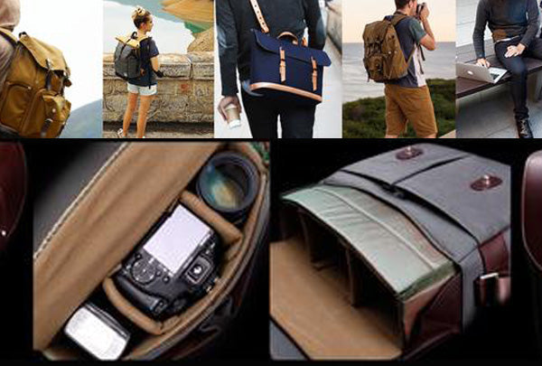 Zkin – Modern, Stylish Camera Bags