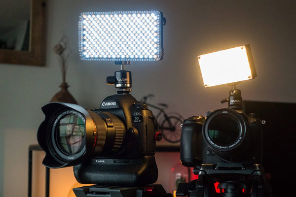 Unboxing and Review Aputure AL-F7 LED Panel
