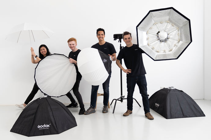 Beginner's Guide to Softbox Lighting Modifiers: Parabolic, Rectangle, Umbrella, Lantern, & More
