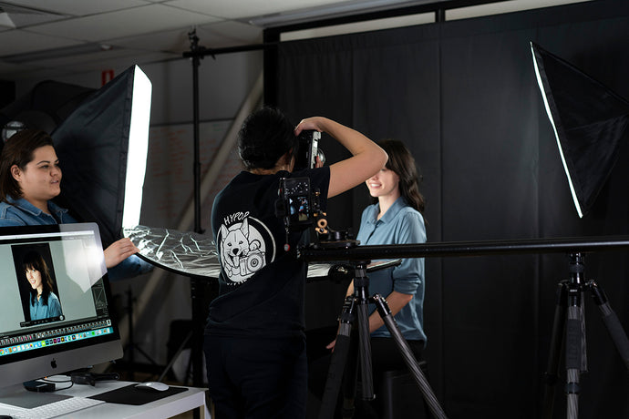 Best Photography Equipment You'll Need for Professional Corporate Headshots: Beginner's Guide