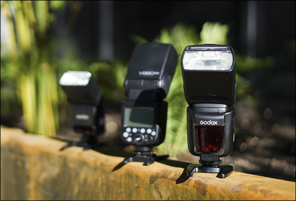 Godox Speedlite Flash Comparison - What flash should you choose?