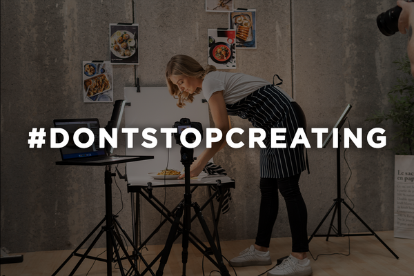 A Letter From Hypop - #DontStopCreating