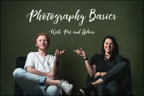 Photography Basics with Pat & Heloise
