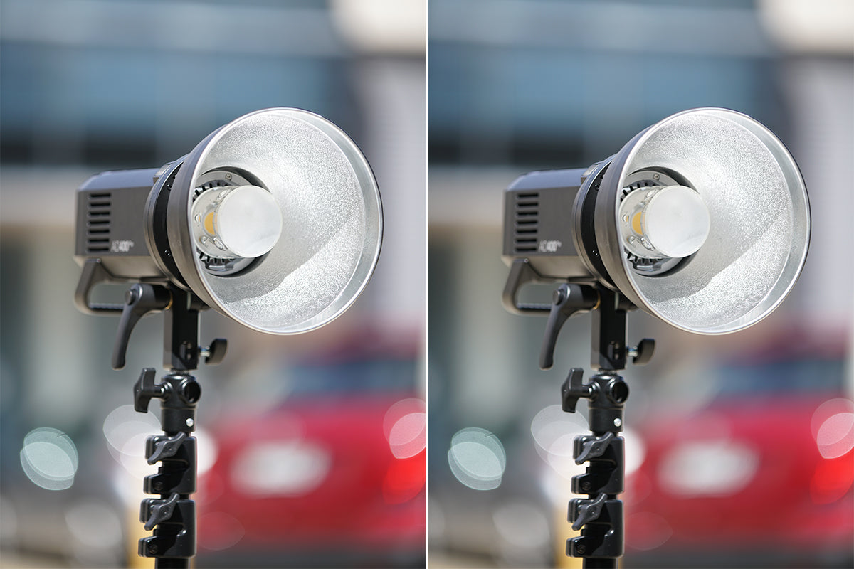 flash heads for portrait photography lighting