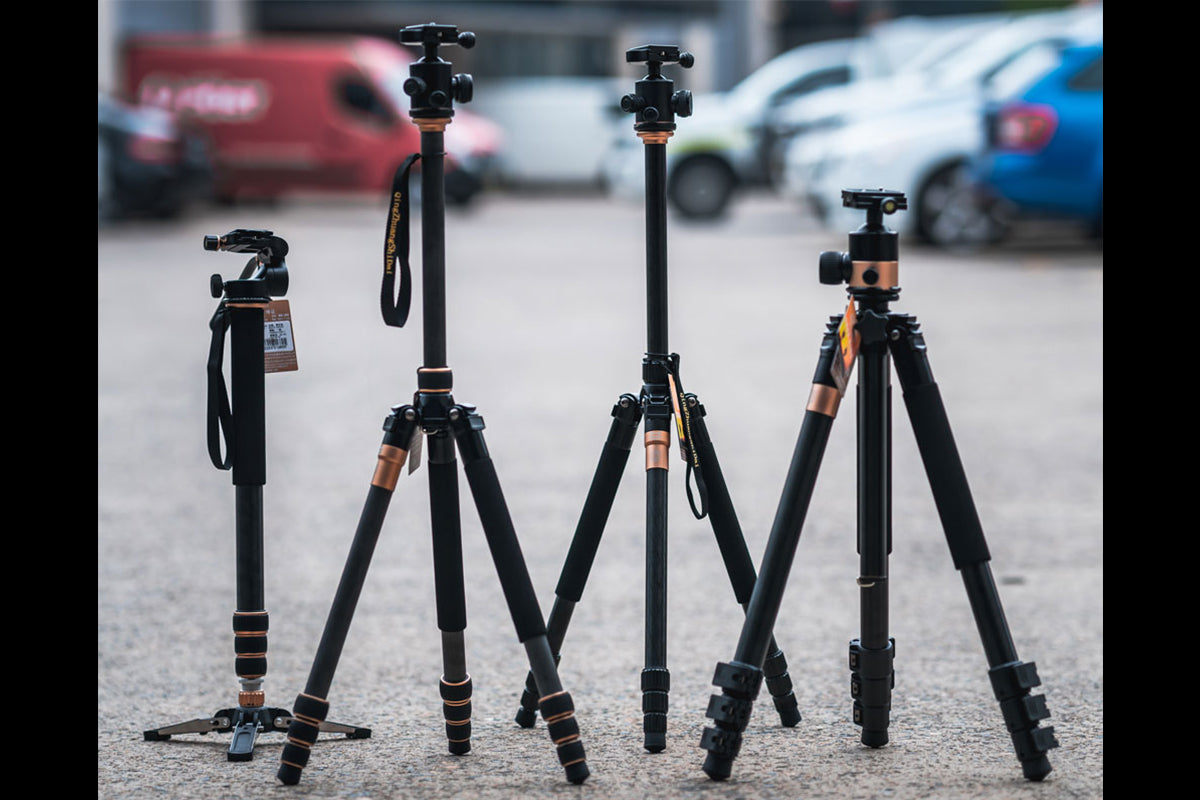 using a tripod for portrait photography