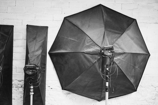 photography studio large softbox continuous lighting kit