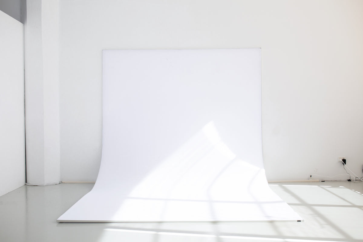 easiframe curved cyclorama backdrop and frame kit