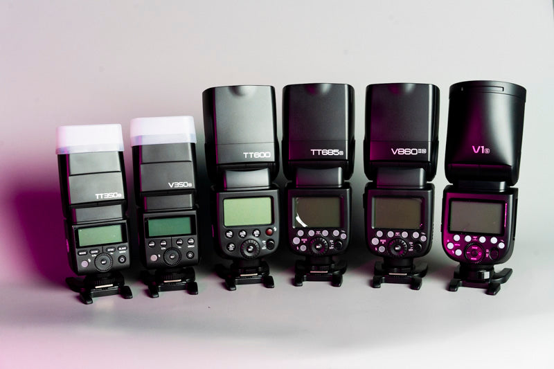Godox Speedlite Flash Comparison