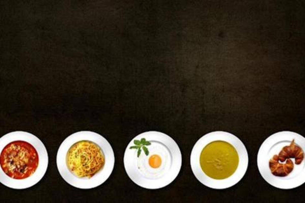 food photography style