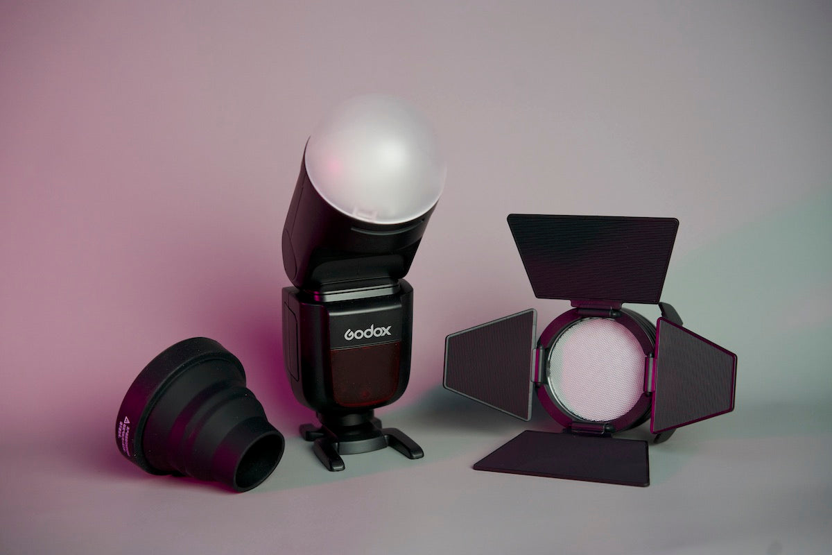 what is a manual speedlite flash