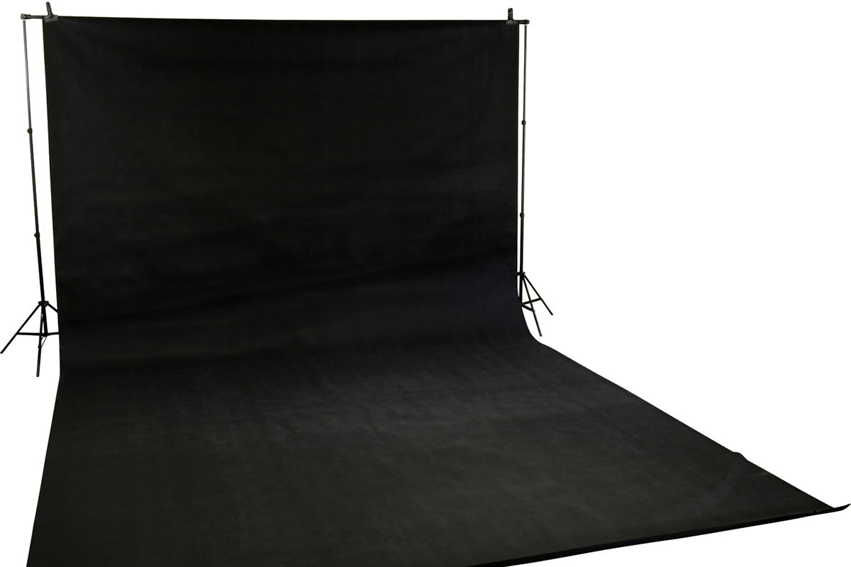 Muslin photography backdrop stand