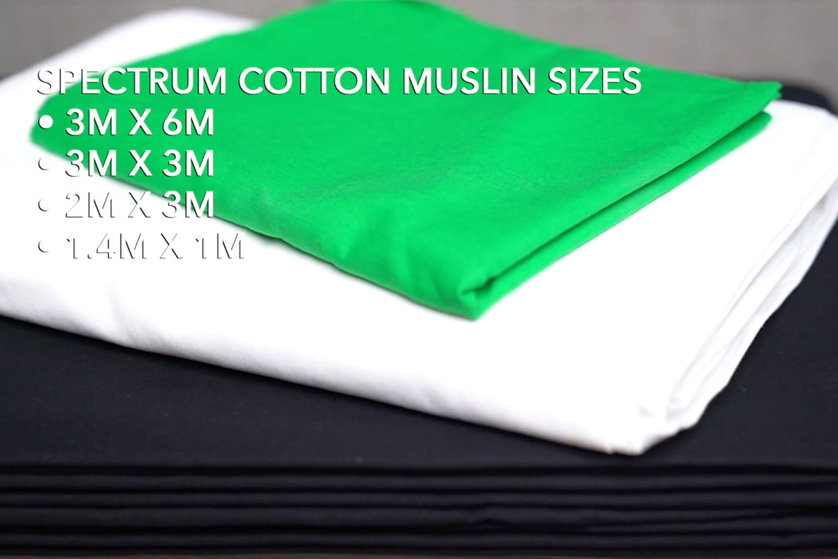 spectrum cotton muslin