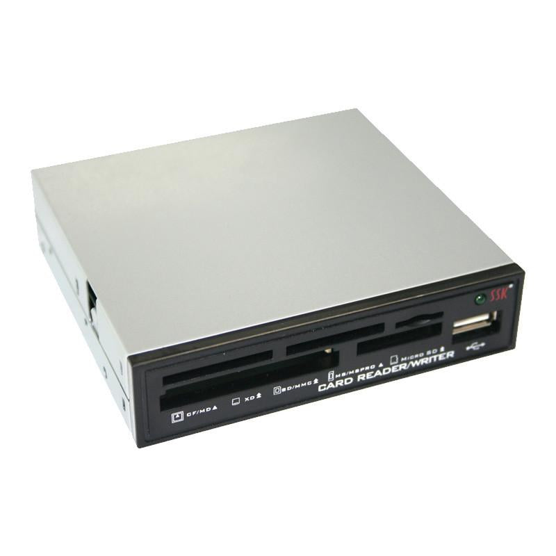 SSK SCRI003 Internal Multi-in-1 SD / TF / CF Card Reader