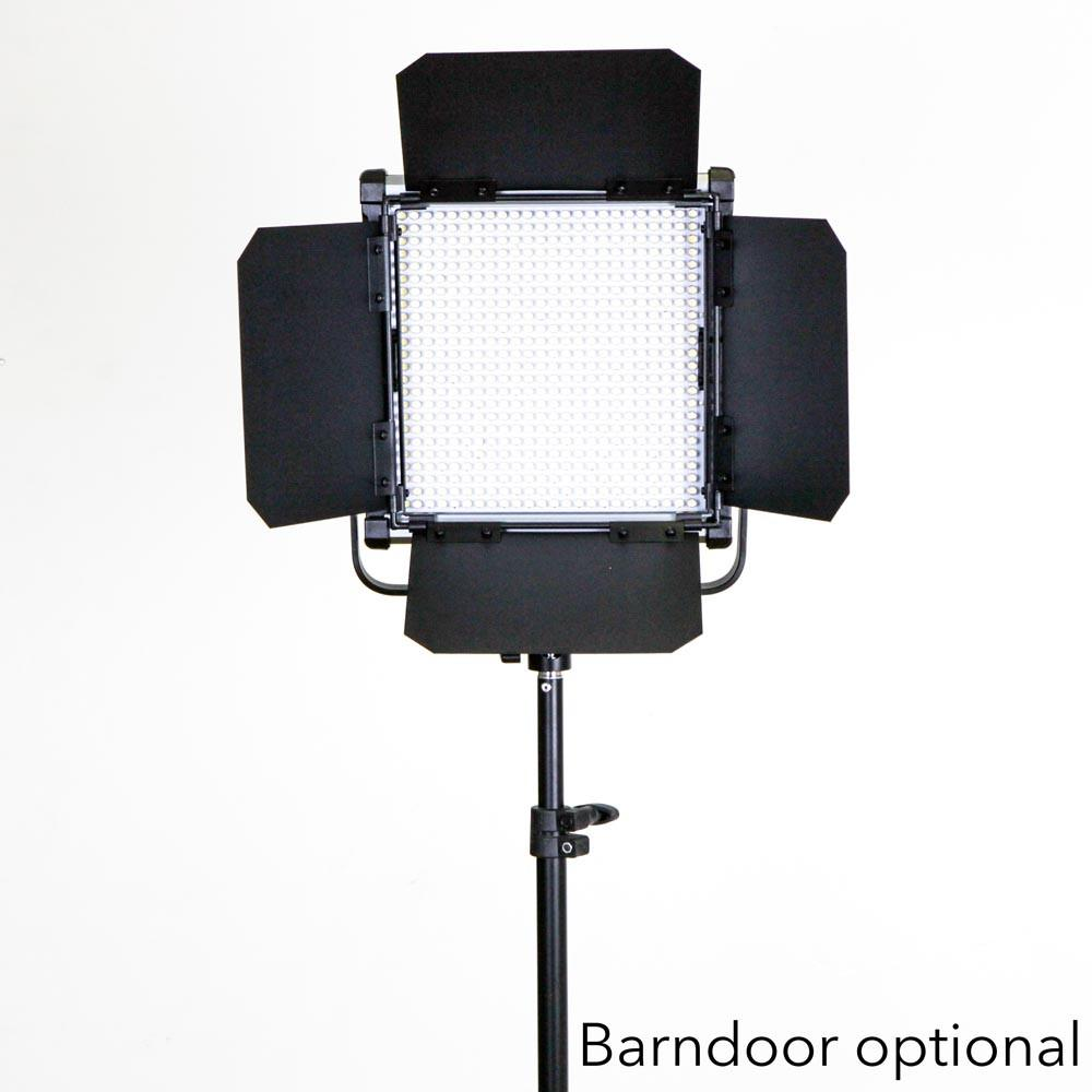 Boling BL-2220P LED Light Panel With Light Stand and Boom Arm Kit