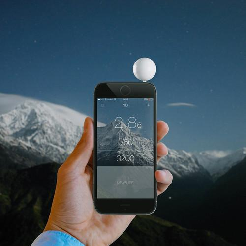 Lumu Portable Light Meter for iOS Devices  (Australian Stock)