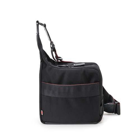 Artisan & Artist RRN-01C Nylon Leather Sling Camera Bag (BLACK)