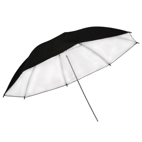 WI: 1 x Black/Silver Umbrella