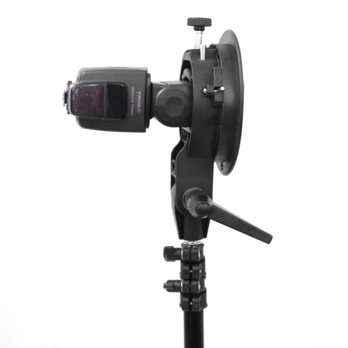 Godox S-Bracket with Bowens S Mount Holder for Flash Speedlites exclude
