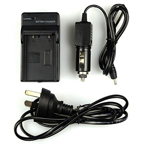 Generic NP-F570 Battery and Charger Set (Sony Equivalent)