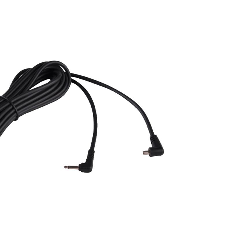 3m PC Male Sync to 3.5mm Cable for Studio Flash Light