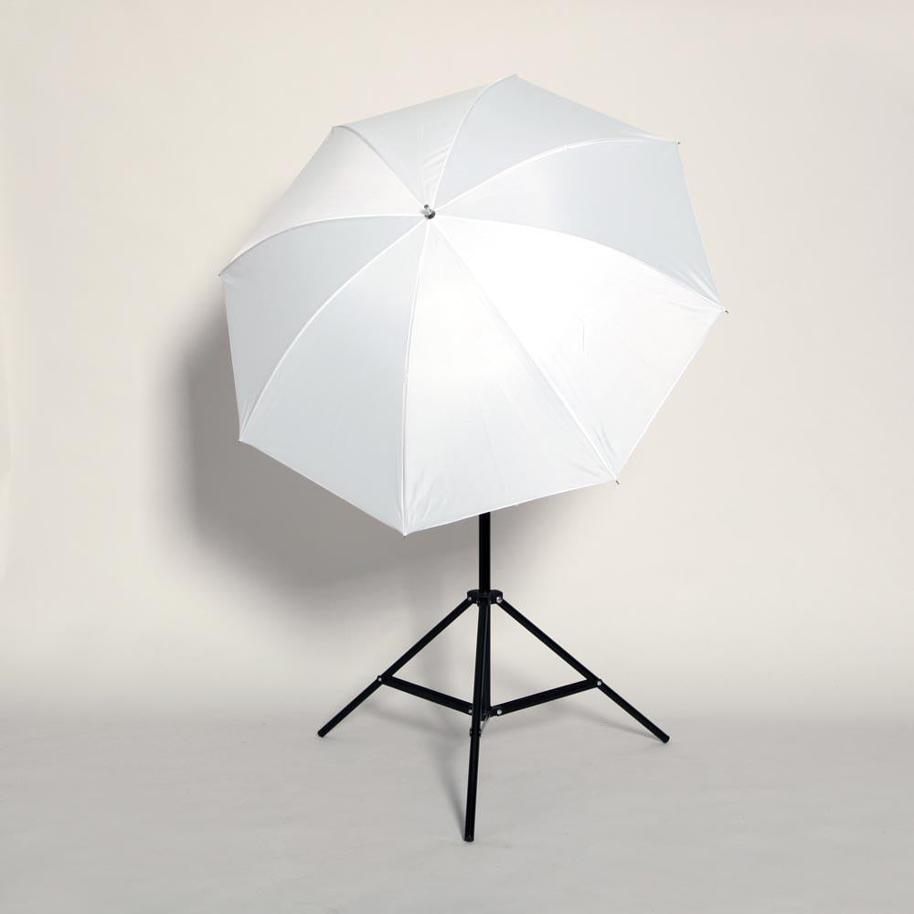 Hypop 125W Single Umbrella Continuous Lighting Kit