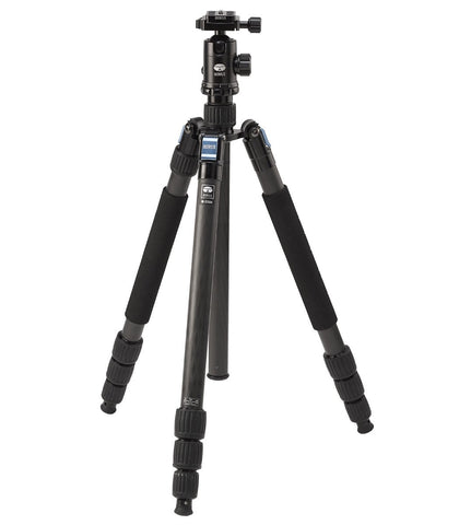 Sirui W-2204 Carbon Fibre Waterproof Tripod with K-20II Ball Head