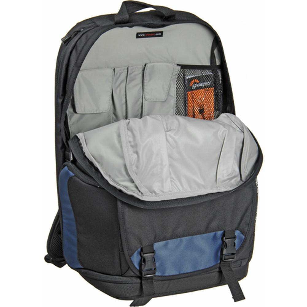 Lowepro Fastpack 250 Backpack (Arctic Blue) Contains Laptop Compartment