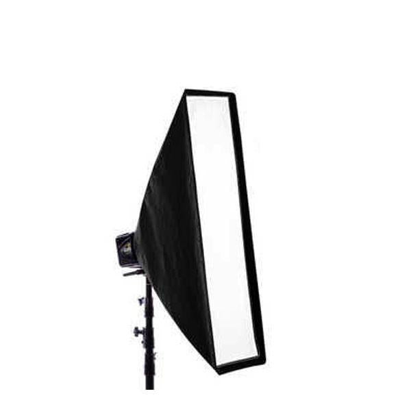 Collapsible Bowens Rectangular Strip Soft Box With Diffuser 30cm x 150cm