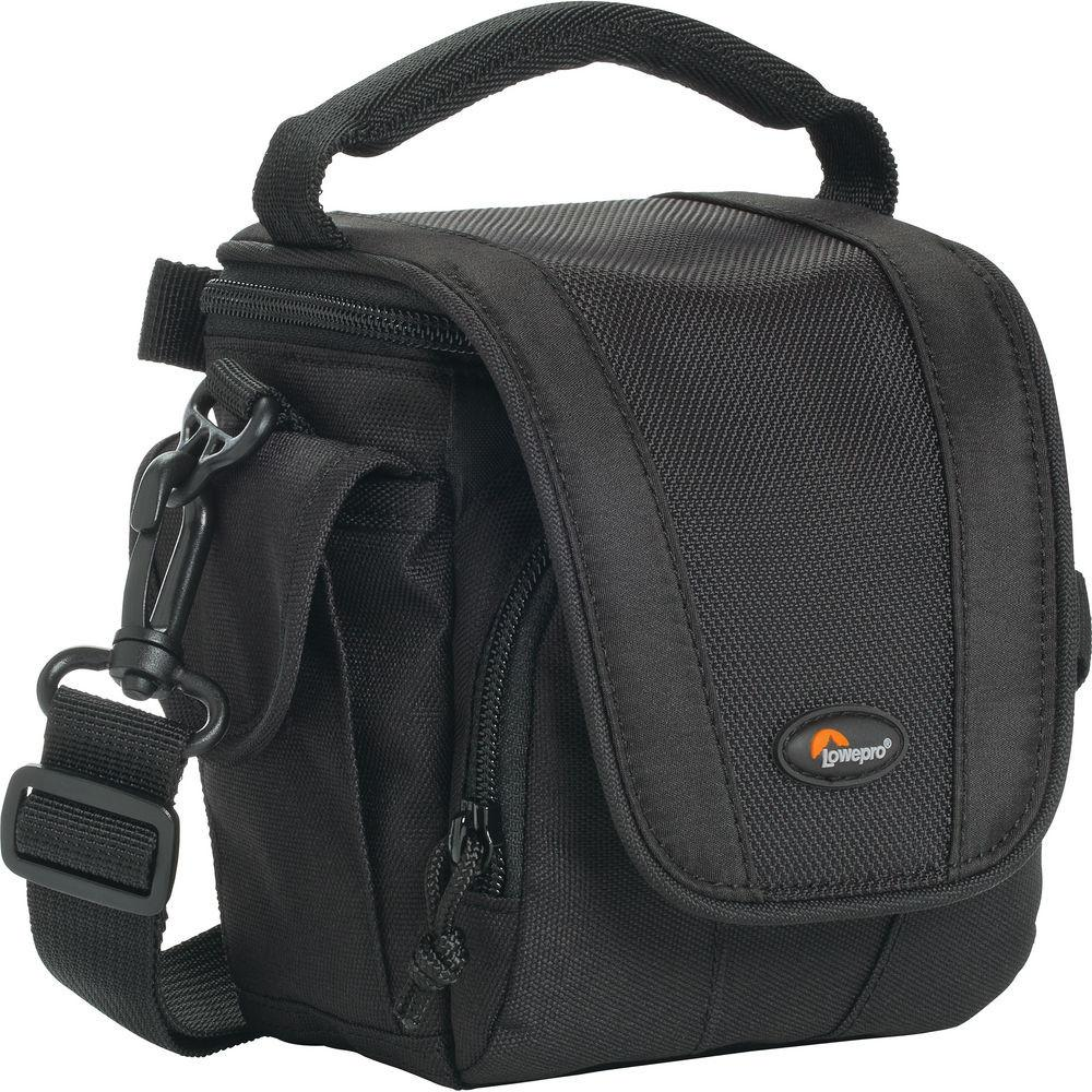 Lowepro Edit 100 Camera Shoulder Bag (Black)