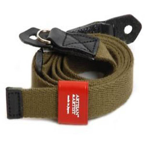 Artisan & Artist 103KK Woven Cloth Camera Strap (Khaki) exclude