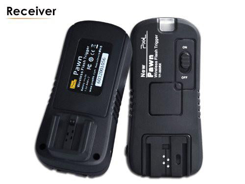 Pixel TF-363 Wireless Flash Trigger for Sony flashgun trigger studio light