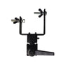 Hypop Backdrop Stand Dual Cross Bar With Adapter Kit For 2 Backgrounds