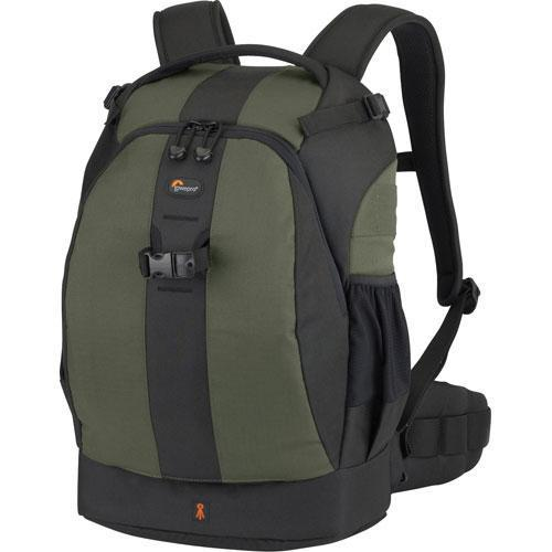 Lowepro Flipside 400 AW Backpack (Pine Green/Black)