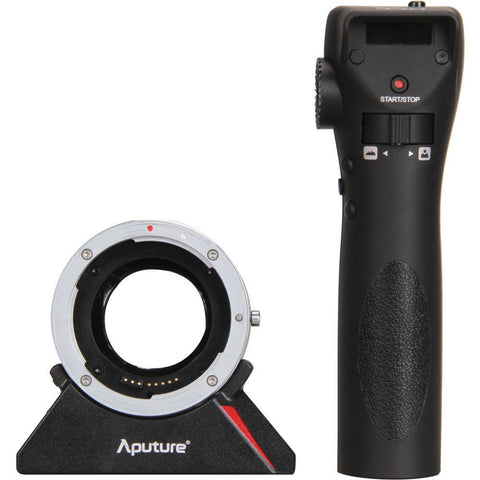 Aputure DEC Wireless Focus & Iris Camera Lens Remote Adapter for MFT Micro 4/3