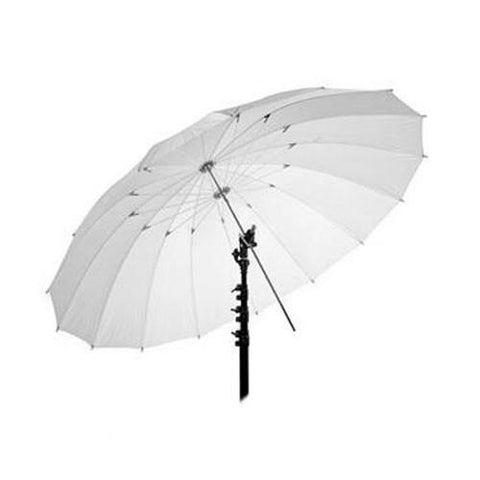Hypop Professional Large Parabolic White Translucent Umbrella 140cm