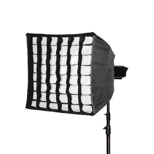 WI: 1 x 60cmx60cm Grid Soft Box